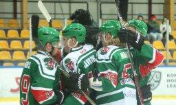 'Liepājas' hokejisti virslīgas mačā droši apspēlē 'Prizmu'