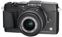 'Olympus' laiž klajā jaunu kompaktkameru flagmani 'PEN E-P5'