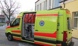 В пятницу в ДТП в Латвии пострадали 16 человек
