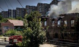 Украина полностью прекратила электроснабжение ЛНР