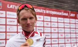 SEB MTB maratona dalībnieku skaitu Kuldīgas posmā kuplinās arī Neilands un Flaksis