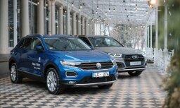 'Audi' un VW importētājs Baltijā aizvadījis labāko gadu uzņēmuma vēsturē