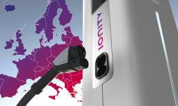 Lietuvā ienāk Eiropas elektromobiļu uzlādes tīkls 'Ionity'