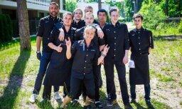 """В минувшую субботу состоялось грандиозное мероприятие, посвященное юбилею ресторанной группы """"Resto-Rātors"""""""