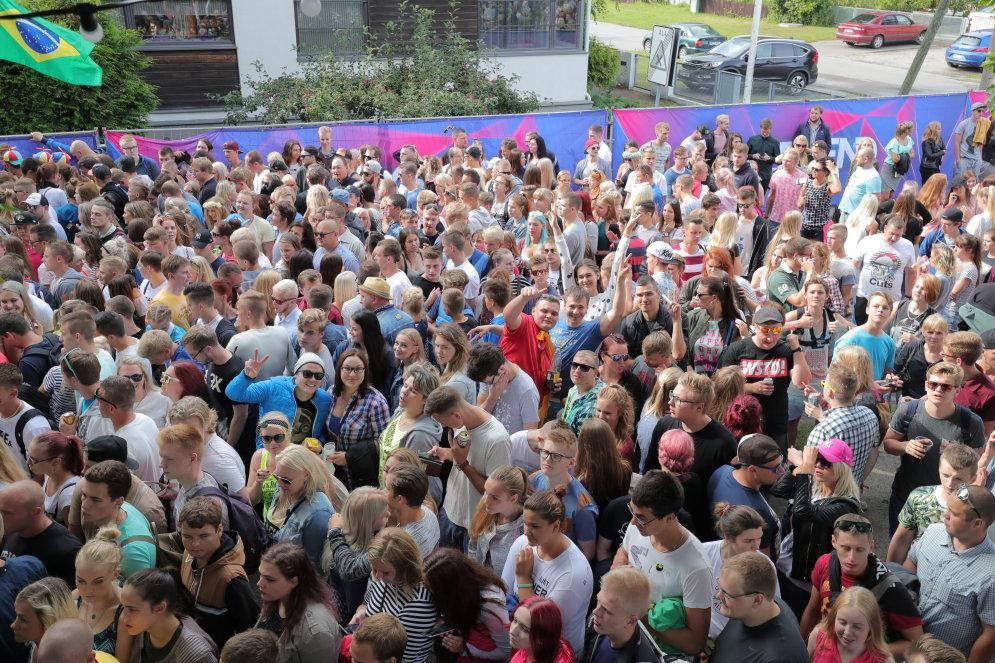 Daži iemesli, kāpēc ballēties Igaunijā ir foršāk