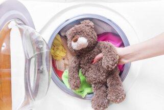 Septiņas lietas, kuras bez sirdsapziņas pārmetumiem var mazgāt veļasmašīnā