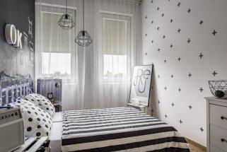 Kad vieta ir tikai gultai… Iedvesmojoši piemēri pavisam nelielām guļamistabām