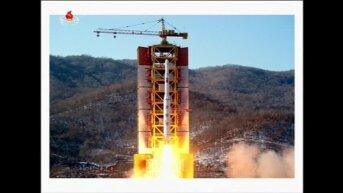 Ziemeļkoreja palaidusi raķeti
