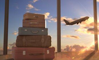 Kā rīkoties, ja ceļojumā pazaudēta vai sabojāta bagāža