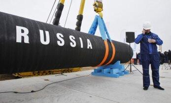 """Стоимость """"Северного потока - 2"""" оценивается в 8 млрд евро"""