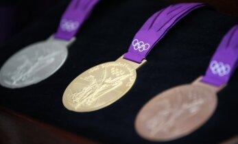 Sporta analītiķi: nestartējot vieglatlētiem, Krievija Rio Olimpiādē var zaudēt astoņas medaļas