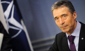 Порошенко назначил предыдущего генсека НАТО своим советником