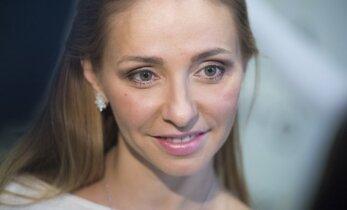 ФОТО: Татьяна Навка развлеклась на Тирольской вечеринке