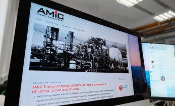 'Lukoil' stacijas Latvijā, Lietuvā un Polijā pārdod Austrijas 'AMIC Energy Management'