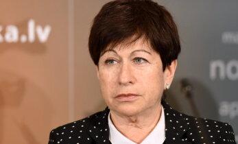 Штейнбука: ЕK критически оценила прогресс Латвии в введении рекомендаций