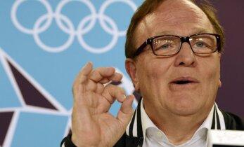 Seksa skandāla dēļ atkāpjas Kanādas Olimpiskās komitejas prezidents