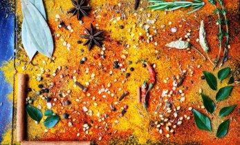 Citronpipari, karijs un čili – garšvielu maisījumi, ko vari pagatavot pats