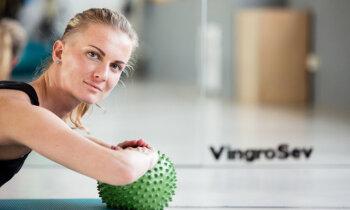 Stāsts par nepadošanos: Ieva uzaudzēja 'biezu ādu', palīdzot slimajiem un atverot fitnesa studiju