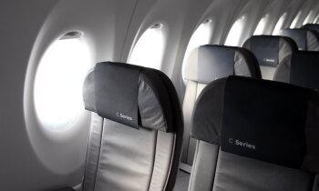 Из-за переполненного рейса airBaltic не пустила в самолет пассажира с билетом