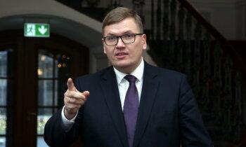 Пора Риге выбирать. Юрис Пуце про суд с Ушаковым, плюсы Бурова и отмену налога на жилье