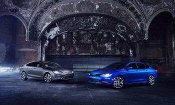 'Chrysler' piedāvājumā palikuši vairs tikai divi modeļi