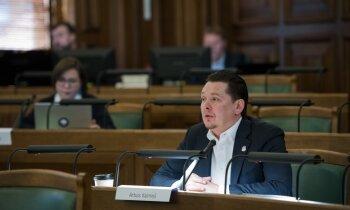 Saeima vērtēs iespēju noteikt 21. novembri par Zolitūdes traģēdijas atceres dienu