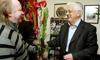 Раймонду Паулсу – 75. Маэстро о культуре, политике и будущем Латвии