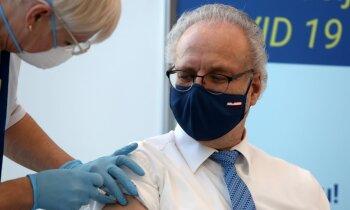 Atvieglojumi vakcinētajiem ir nepieciešami, uzsver Levits