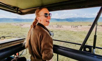 Izbaudot īsto Āfrikas garšu: Lauras krāšņais ceļojums uz Tanzāniju un Zanzibāru