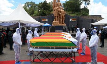 Covid-19: Četri miruši ministri jeb Zimbabves gadījums