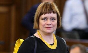Par Saeimas sekretāra biedru ievēlē Inesi Voiku