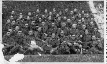Atskats vēsturē: Leģiona atceres diena par godu 'ierindas kaujai'