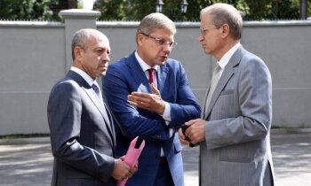 Burovu ievēl Rīgas vicemēra amatā