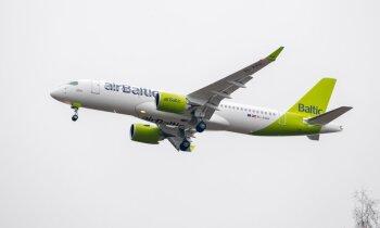 Valsts ieguldīs 'airBaltic' pamatkapitālā līdz 250 miljoniem eiro