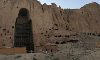 Atskats vēsturē: Pirms 20 gadiem talibi Afganistānā uzspridzināja Budas statujas