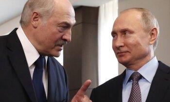 Krievija piešķir Baltkrievijai kredītu esošā parāda apkalpošanai