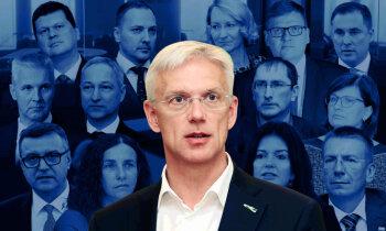 Saeima apstiprina Krišjāņa Kariņa valdību. Izziņa – kas veido jauno MK