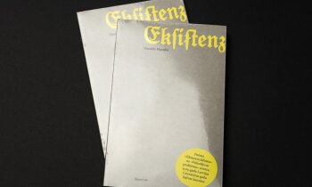 Literārā ekvilibristika: Šteinbergs par Haralda Matuļa 'Eksistenciālismu'