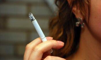 Atmetu, jo baidījos nomirt. Stāsts par sievieti, kas smēķēja 40 gadus
