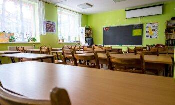Covid-19: par diviem miljoniem eiro skolām pirks gaisa kvalitātes mērītājus