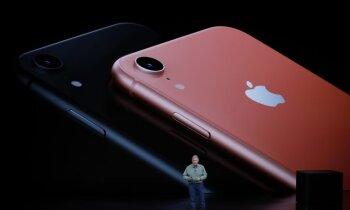 'Apple' izrāda jaunākos 'iPhone' modeļus. Teksta tiešraides arhīvs