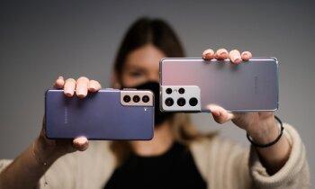 'Samsung' piesaka jaunos 'Galaxy S21'; tāpat kā 'Apple' neiekļaus komplektā lādētāju