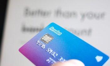 'Revolut' izsniegta bankas licence