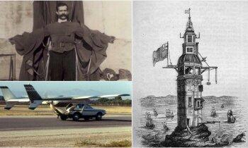 10 izgudrotāji, kurus nogalināja viņu pašu izgudrojumi