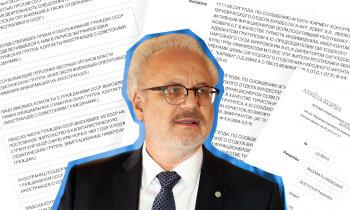'Maisi vaļā': Egils Levits par viņu 'apziņojušajiem' VDK aģentiem un ceļu uz izlīgumu. Pilns intervijas ieraksts.