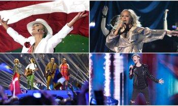ASV medijs ķecerīgi izsakās par teju visiem Latvijas pārstāvjiem 'Eirovīzijā'