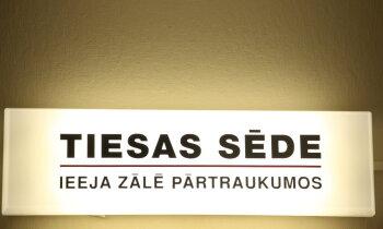 Salmoneloze Rīgas bērnudārzos: tiesās divas personas