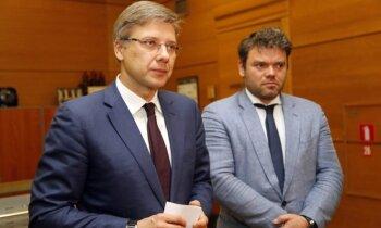 Jakrins Rīgas domniekiem atskaitīsies par Valsts kontroles revīziju