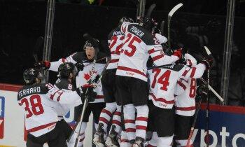 Сборная Канады победила Финляндию в финале чемпионата мира по хоккею