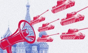 Dezinformācija kā ierocis: Kā Krievijas mediji kultivē naidu